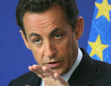 Discurso de Sarkozy