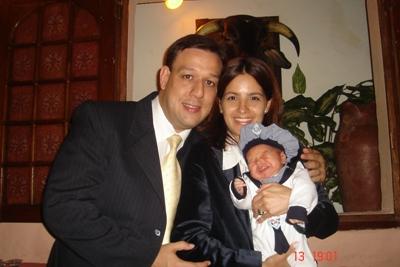 10 años, camino a los dos meses y el bautismo