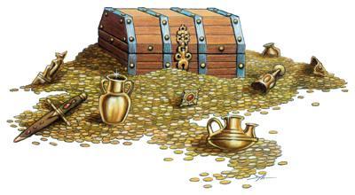 ¿De quién es el tesoro?