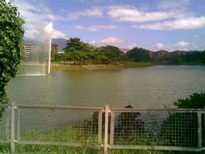 Laguna de Nueva Casarapa