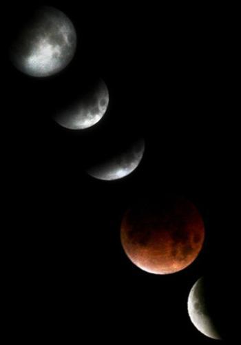 De eclipses y cosas astrales...