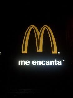 McDonalds: Aquel 22 de Marzo