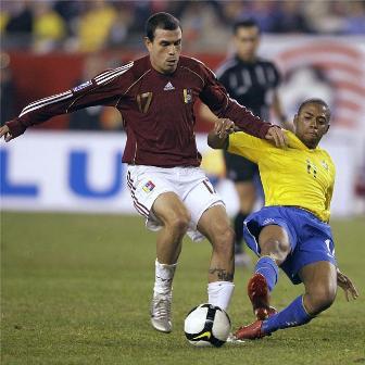 Venezuela le ganó a Brasil… ¿¿¡¡¡¡VENEZUELA LE GANÓ A QUIÉN!!!!???