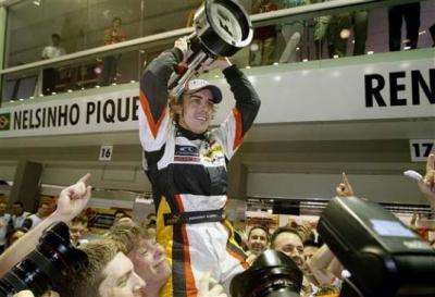 Así lo dijo: Fernando Alonso