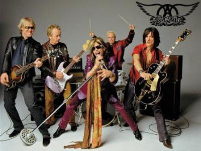 ¡Viene Aerosmith!