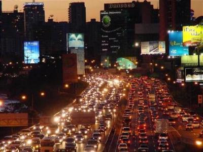 Finalizó la peor semana del tráfico en Caracas