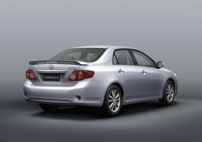 El nuevo Corolla 2009