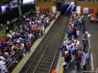 Movilnet ofrece cobertura en la línea 1 del Metro